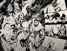 AGE OF APOCALYPSE: interview with Marvel comics. by Sandoval-Art