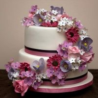 Bridal Shower Cake by AtomikJen