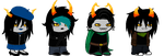 Fantroll Adoptable Batch 1- CLOSED! by xXChains-AdoptsXx