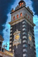 Bell Tower by Mikelyjohnsono