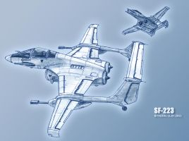 SF-223 by TheXHS