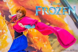 FROZEN: Spring is in the air by nekomiKasai