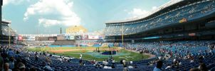 Ye Olde Yankee Stadium by Diamonddaveny