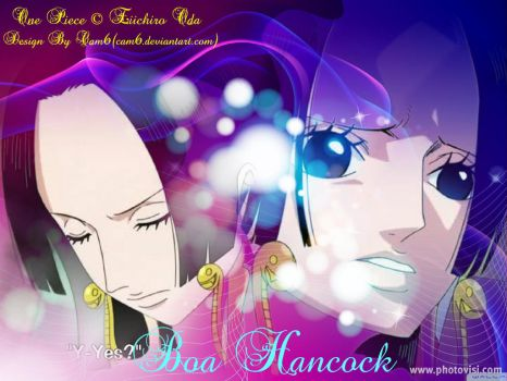 Boa Hancock Wallpaper 589 by cam6