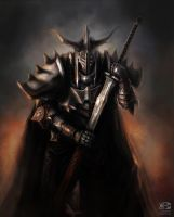 General Of darkness rank 5 by dhennisbalontongart