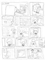 Discovering Sim Dates... by KyouNe-Sunni