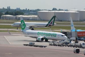 transavia PH-HZE by damenster