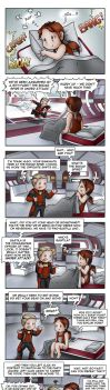 KotOR: Off To A Good Start by Isriana