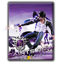 Saints Row the Third icon3 by pavelber