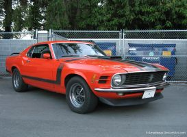 Boss 302 by S-Amadeaus
