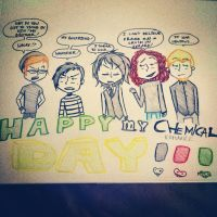 Happy My Chemical Romance Day!!! by angle4848576