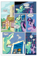 The Mystery of the Fattening Eclair Pg 9 by elnachato