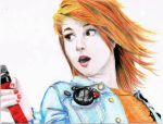 Hayley Williams by emiely