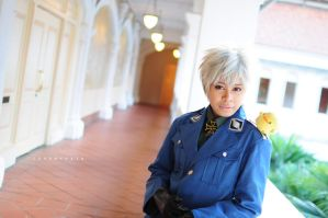 Hetalia - Prussia by cure-pain