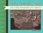 How to Draw Backgrounds with Character by betsyillustration