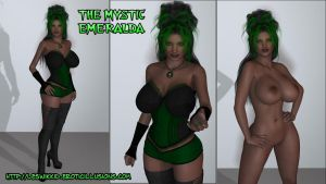 The Mystic Emeralda by WikkidLester