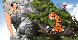 Tiger Struck by intrond
