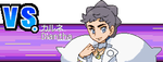 Pokemon X and Y: VS. Dianta by PokemonBrendan