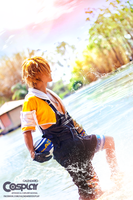 Tidus Final Fantasy x by Calendario-Cosplay