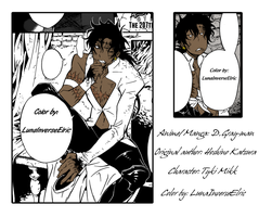 Tyki Color x2 by LunaInverseElric
