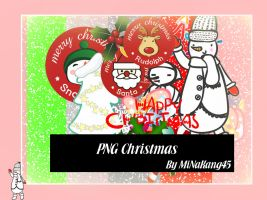 PNG Mery Chrismas  by MiNaKang45 by MiNaKang45
