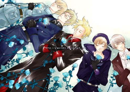 APH - Nordic countries by siguredo