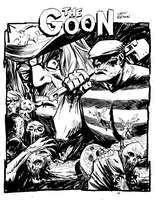SDCC Goon by thisismyboomstick