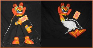 Jackle Plushie by Zero20-2