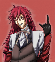 Grell by GoldieAuvs