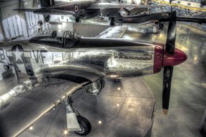 P51 Mustang HDR by SilverSurfer