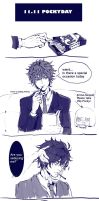 DBS: Pocky Day 2013 (kind of YAOI) by renos13