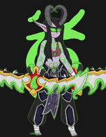 Demon Hunter by Ashourii