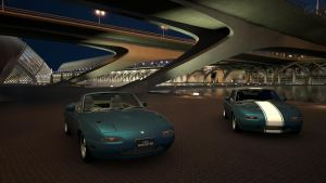MX-5 GT6 / 6 by angelneo107