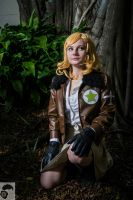 Hetalia: Amelia Jones by Victoria382