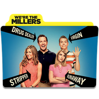 We're the Millers Folder Icon by efest