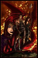 Vagrant Story by Stevillon