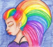 Her Rainbow Wish by Tanis711