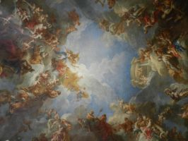 Versailles roof paint by andreibsc