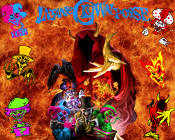 ICP wallpaper by MyLittleRoseluck