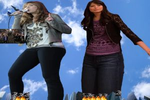 Miranda and Jennette's fun part 6 by KingKoopz123