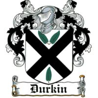 Durkin Family Coat of Arms by mca2008