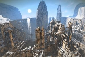 The Monolith Project by HalTenny