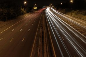 Motorway - Long Exposure 3 by 1uk3