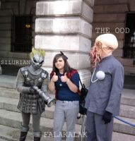 I have met the Dr.Who aliens by falakalak