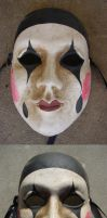 Kat Stock 331 -Creepy Mask by Kaitrosebd-Stock