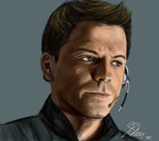 Jamie Bamber by cpss