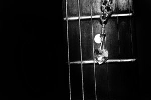 Play the guitar with your heart. by AnSophia