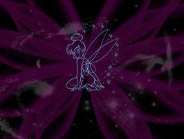 Tinkerbell's Stars by Cleai-Ria