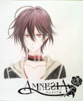 Shin -Amnesia- by Enolay