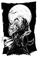 Werewolfy by OFFO